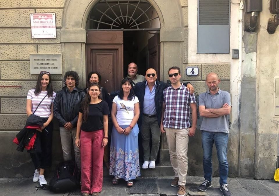 Firenze meeting, September 2019