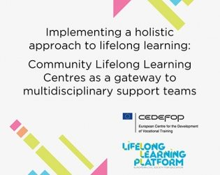 Implementing a holistic approach to lifelong learning